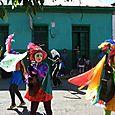 San Jeronimo Festival in Masaya Nicaragua