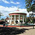 Parque Central in Masaya