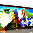 Mural Esteli Nicaragua