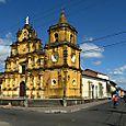 Iglesia de la Recolección en Leon