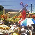 Via Crucis in Masaya