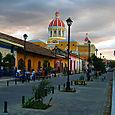 Calle La Calzada in Nicaragua