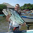 Sport fishing in Nicaragua