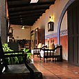 Boutique hotel in Managua