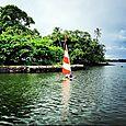Las Isletas on Lake Nicaraguua