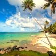 Beach on Little Corn Island