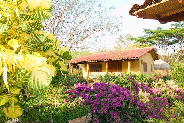 Villas near Playa Maderas