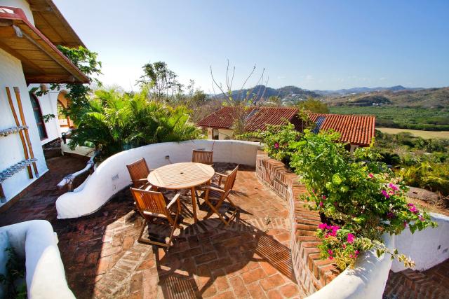 Villa overlooking San Juan del Sur