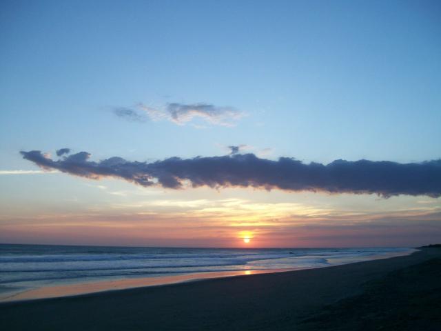 Pacific Coast of Nicaragua