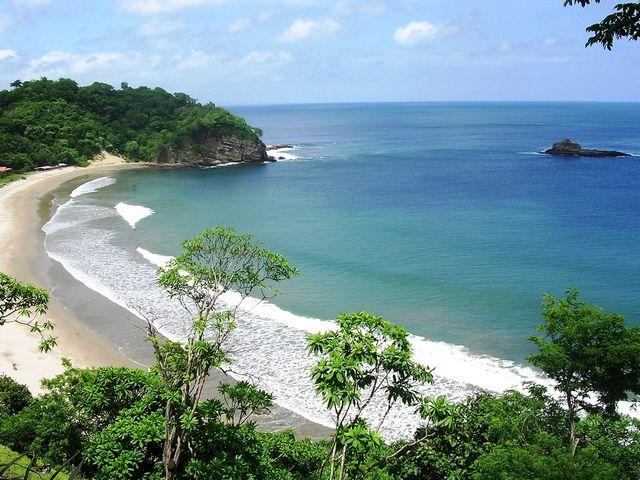 Playa Marsella in Nicaragua