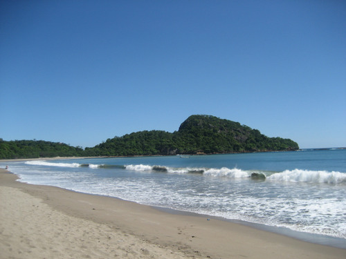 Playa Gigante in Nicaragua