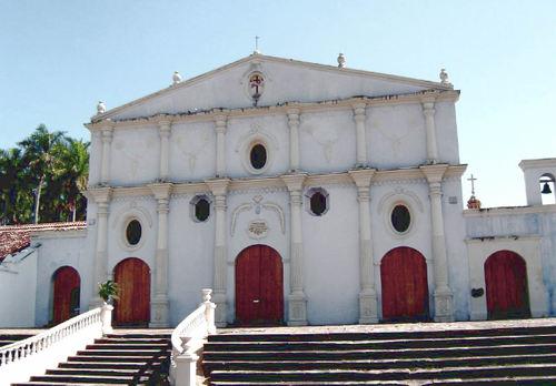 Convento de San Francisco in Granada