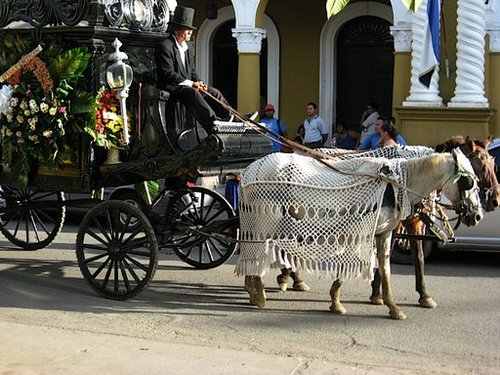 Funeral in Granada