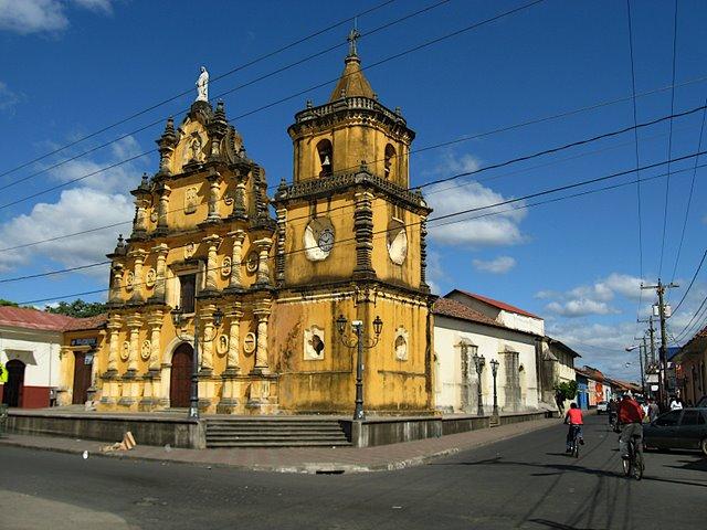 Iglesia de la Recolección in Leon