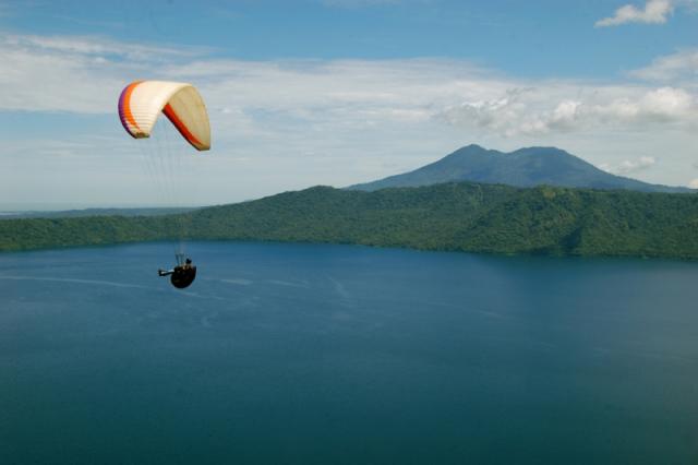 Laguna de Apoyo in Nicaragua