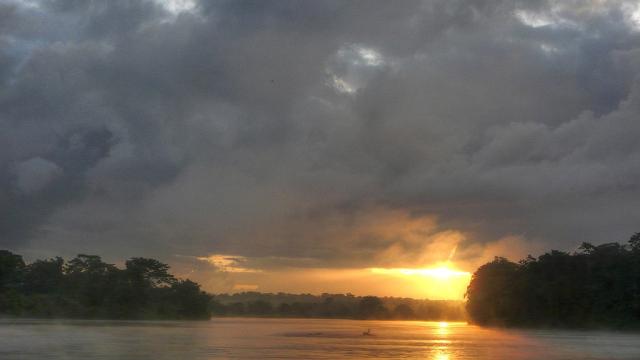 Rio San Juan in Nicaragua
